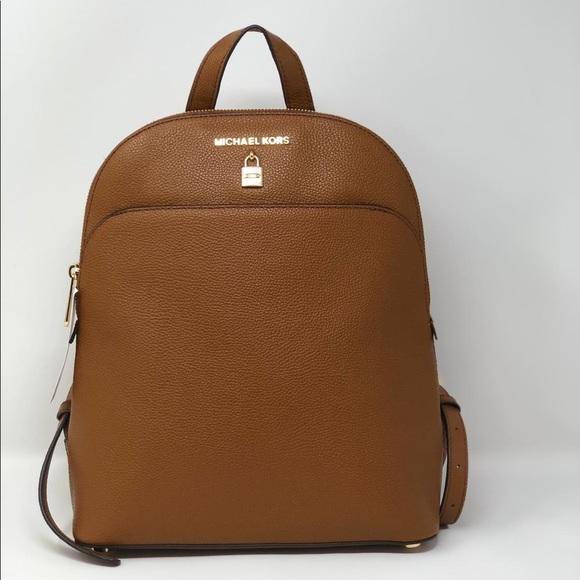 a1ebb2bc85d8 Michael Kors Bags   Adele Large Backpack Luggage   Poshmark